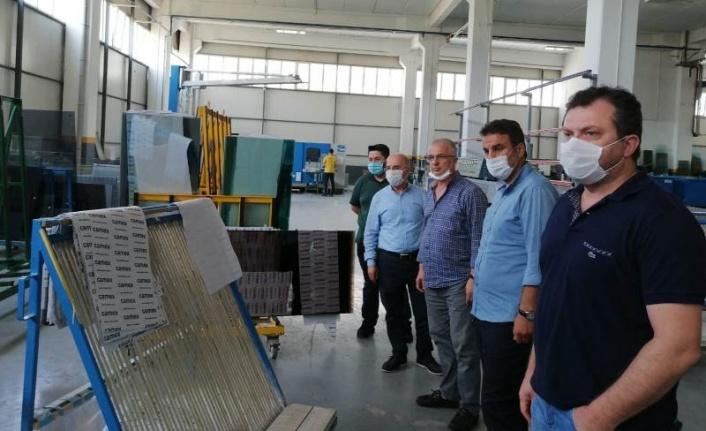 Camex, cam sektöründe Bursa'nın gururu