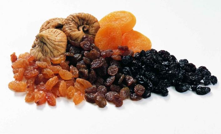 Üzüm, incir ve kayısı ihracatı 1 milyar doları aştı