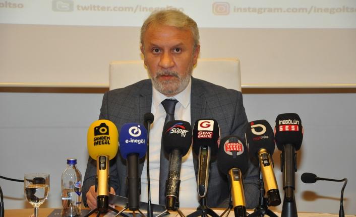 Bursa İnegöl ihracatta 64 ili geride bıraktı