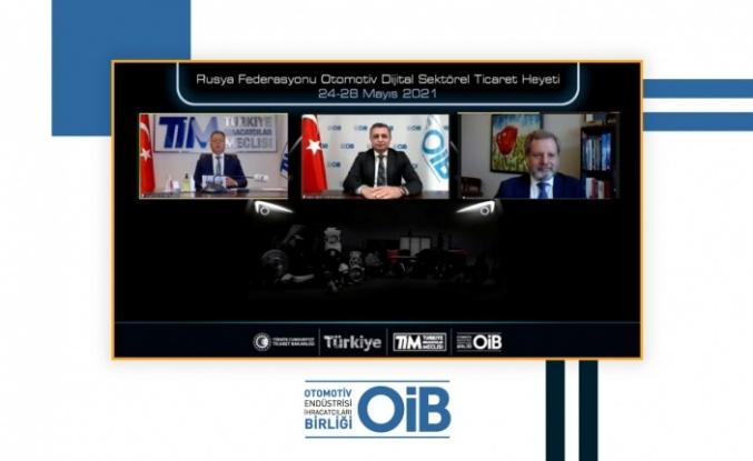 Türk ve Rus otomotiv devleri,  ihracatı artırmak için aynı masada